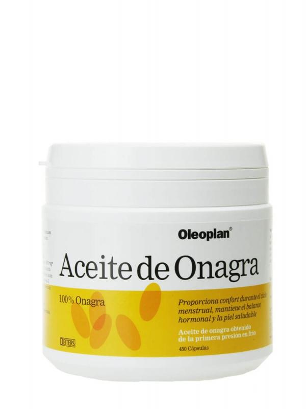 Deiters oleoplan aceite de onagra 450 cápsulas