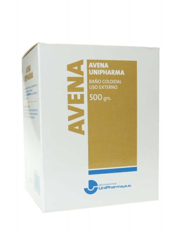 Unipharma avena baño coloidal 10 bolsas de 50 g