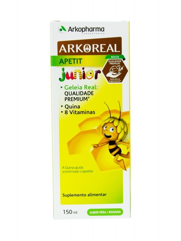 Arkoreal jarabe apetit junior 150 ml