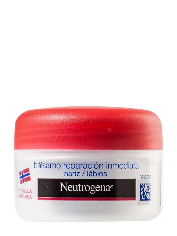 Neutrogena balsamo tarro inmediato nariz y labios 15 ml