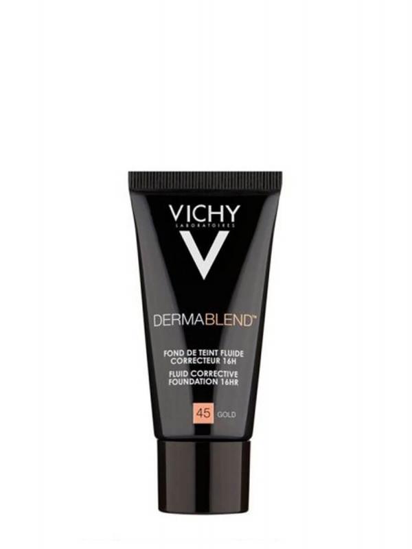 Vichy dermablend nº 45 fondo de maquillaje spf 35 30ml