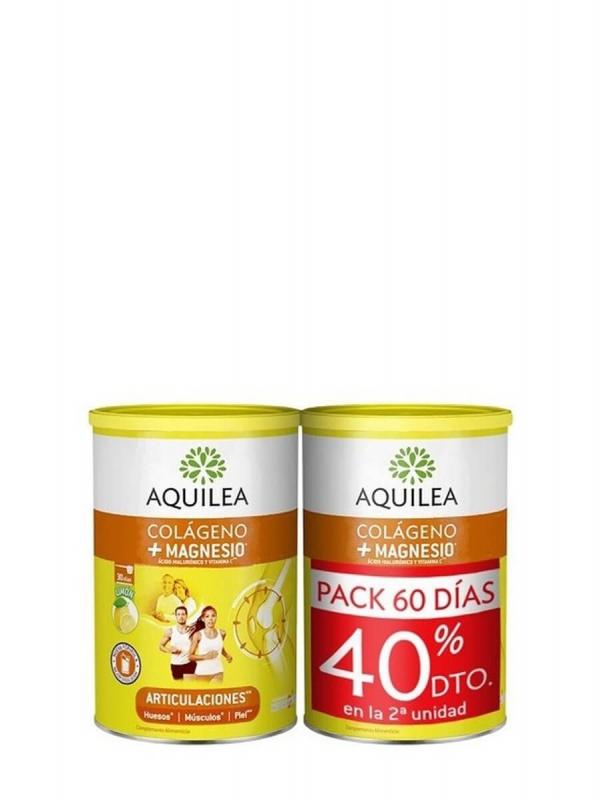 Aquilea duplo colageno+magnesio 2x375gr