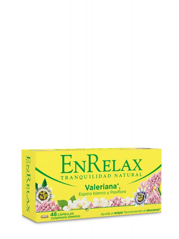 Enrelax aquilea 300 mg 48 capsúlas