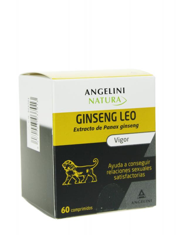 Angelini ginseng leo 60 comprimidos
