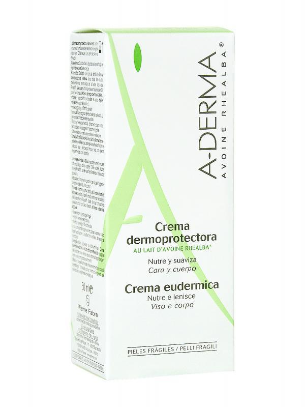 Crema dermoprotectora de avena a-derma 50ml ducray.