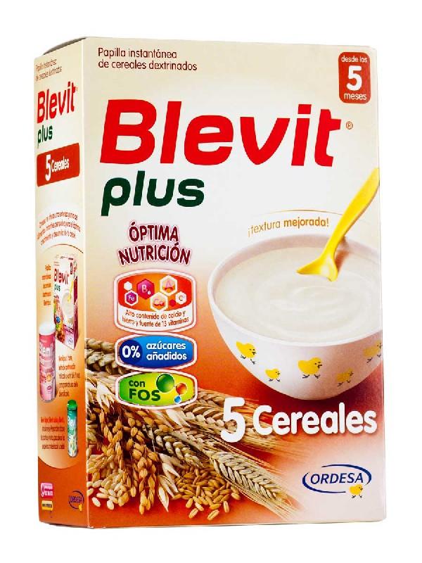 Blevit plus 5 cereales 300 g