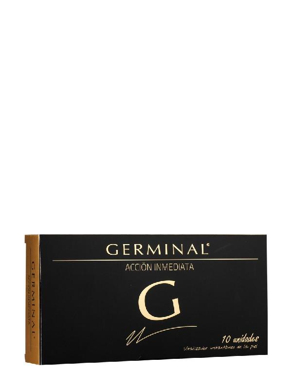 Germinal acción inmediata 1,5 ml 10 ampollas