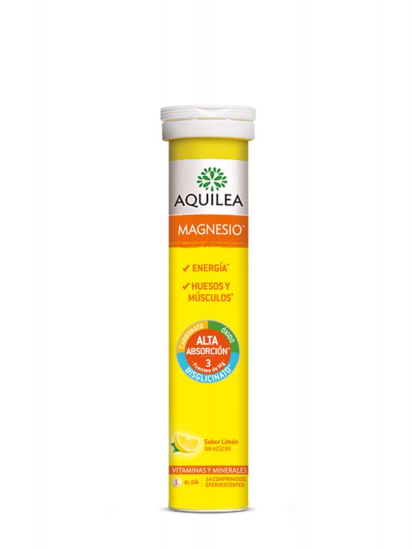Aquilea magnesio efervescente 300 mg 14 comprimidos