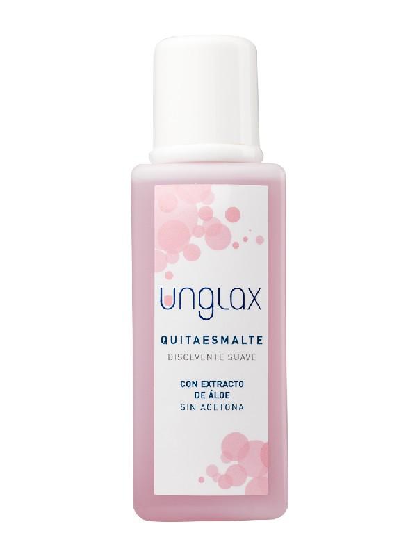 Unglax quitaesmalte suavizante 115 ml