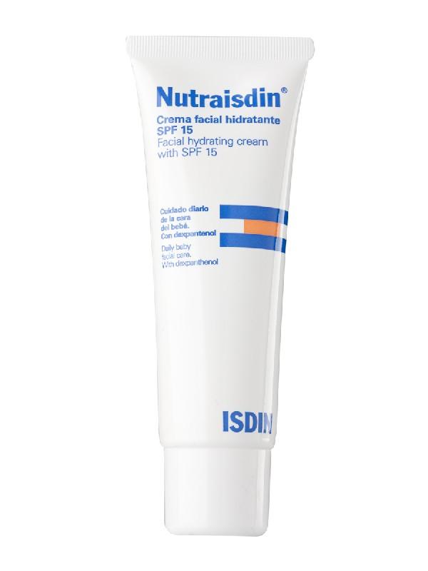 Isdin nutraisdin crema facial spf 15 50 ml