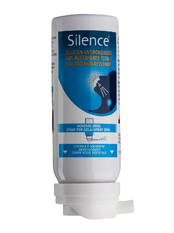 Silence spray antironquidos 50 ml