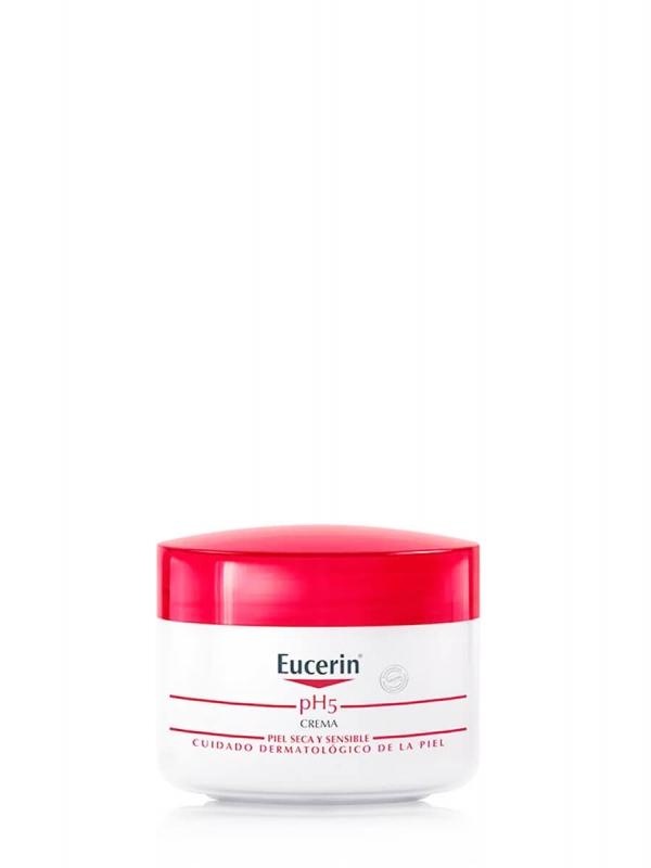 Eucerin crema piel sensible ph-5 75 ml
