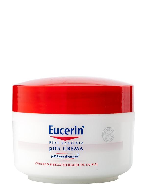 Eucerin crema  piel sensible ph-5 100 ml