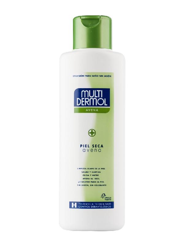 Multidermol avena baño 750 ml