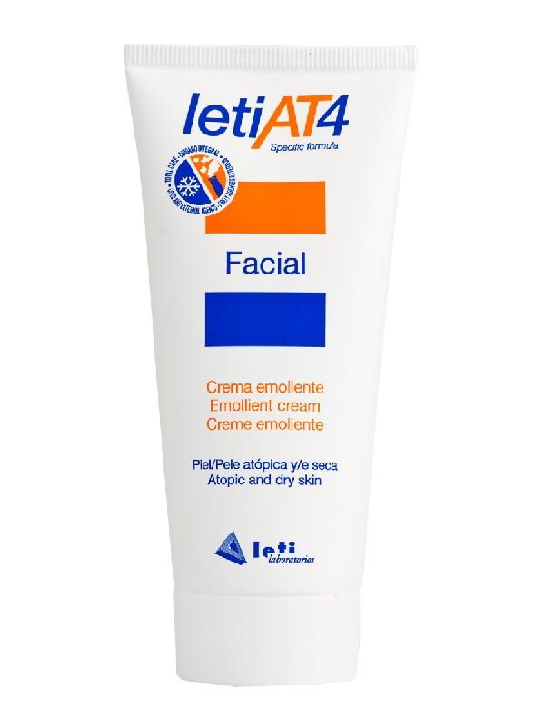 Leti at-4 facial crema 100 ml