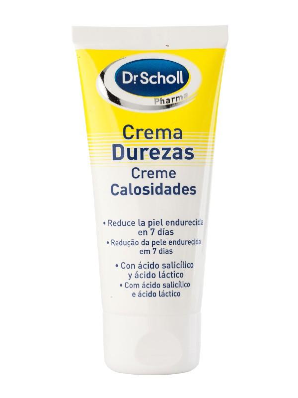 Dr scholl crema de pies anti-durezas 60 ml