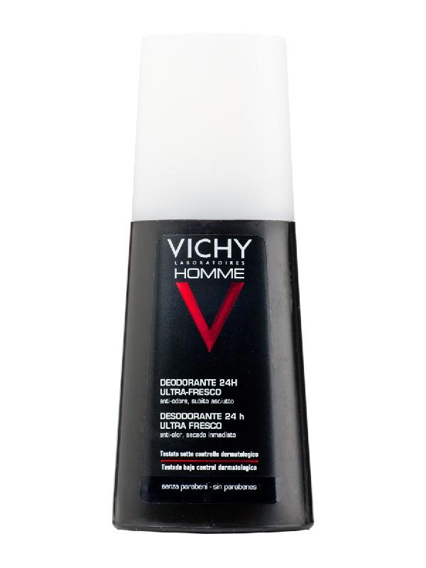 Vichy homme desodorante vaporizador 100ml