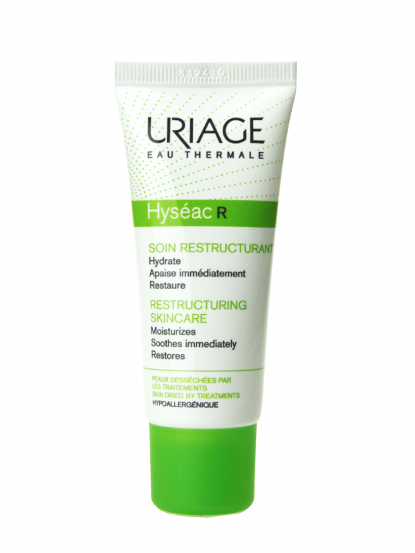 Uriage hyseac r cuidado reestructurante 40 ml