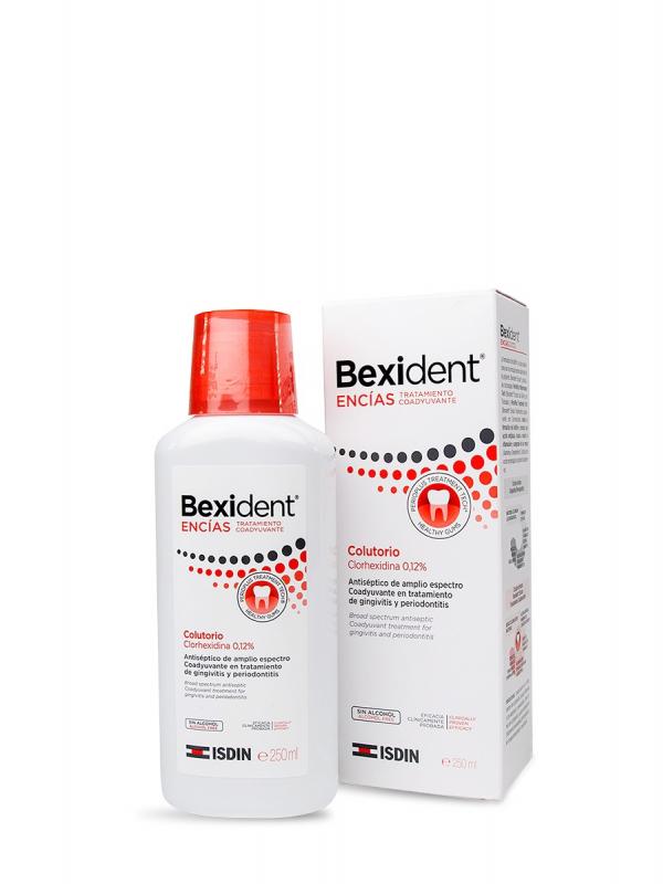 Bexident encías colutorio clorhexidina 250 ml
