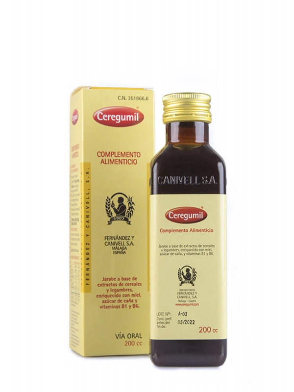 Ceregumil complemento alimenticio 200 ml