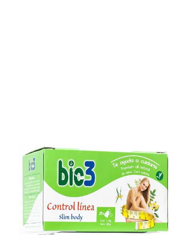 Bie3 slim body infusión 1.5 g 25 filtros