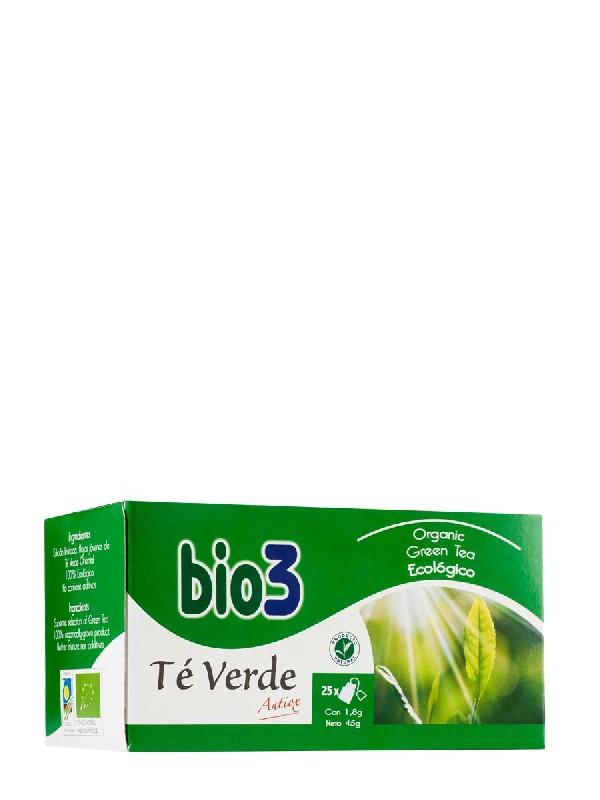 Bio3 té verde 1.8 g 25 filtros