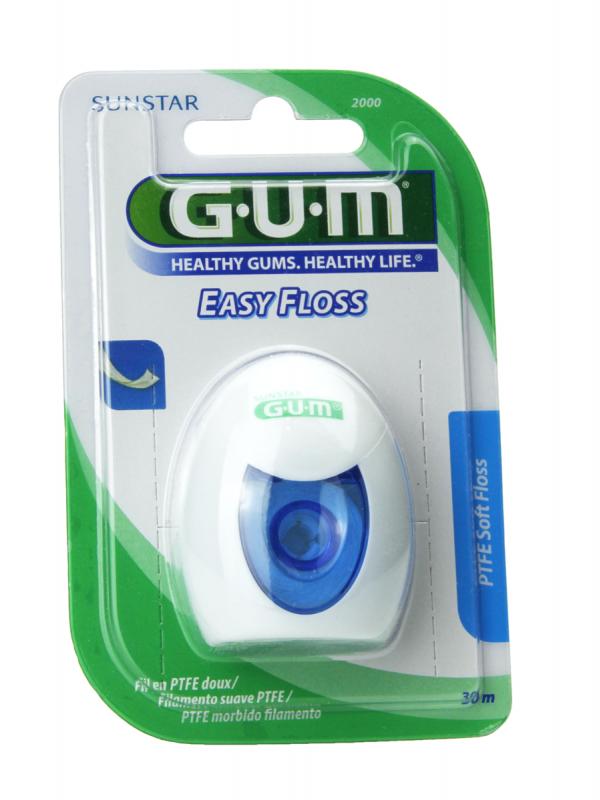 Gum 2000 easy floss seda dental 30 m