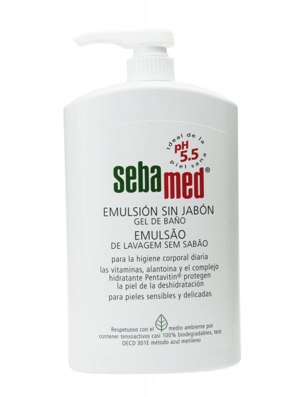 Sebamed emulsión sin jabón 1000 ml