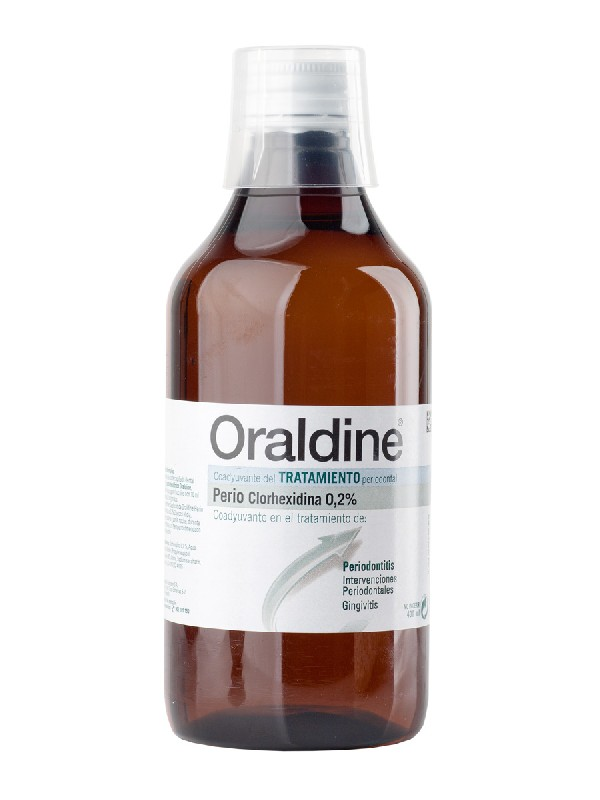Oraldine perio colutorio 400 ml