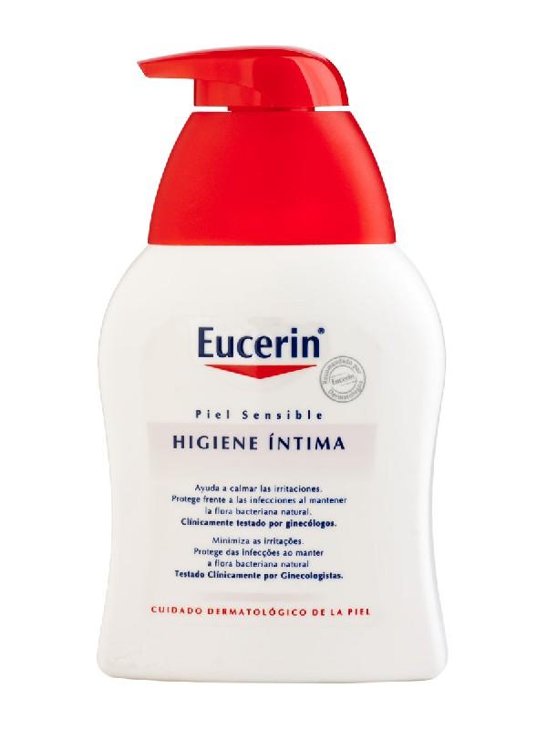 Eucerin higiene íntima piel sensible 250 ml