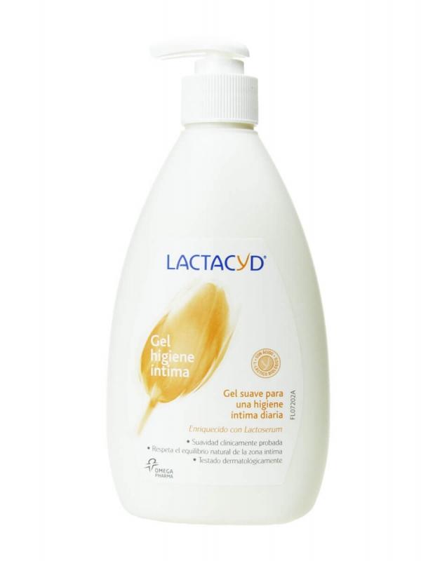 Lactacyd íntimo gel suave 400 ml