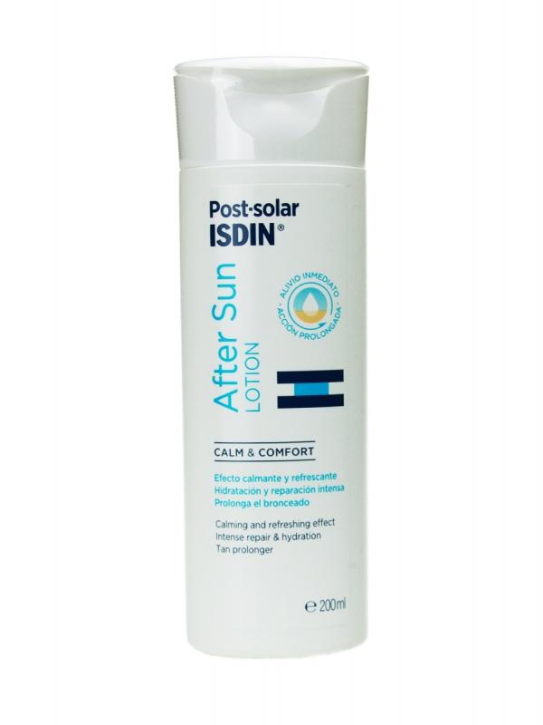 Isdin post-solar lotion 200 ml