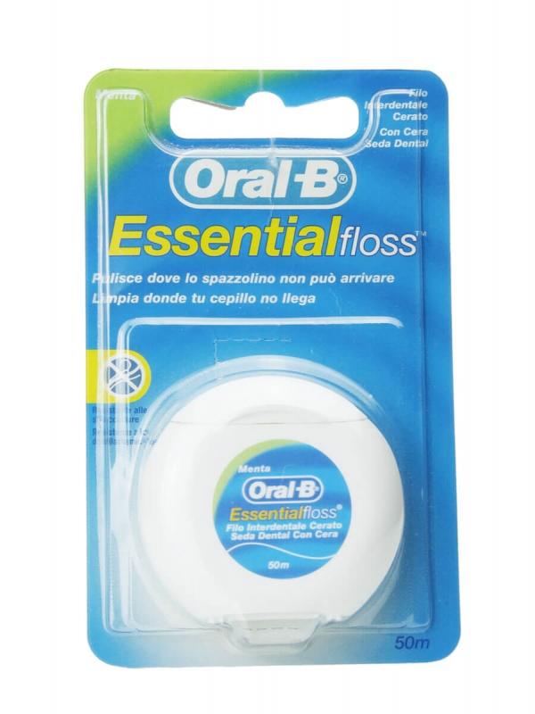Oral b essential floss 50 m