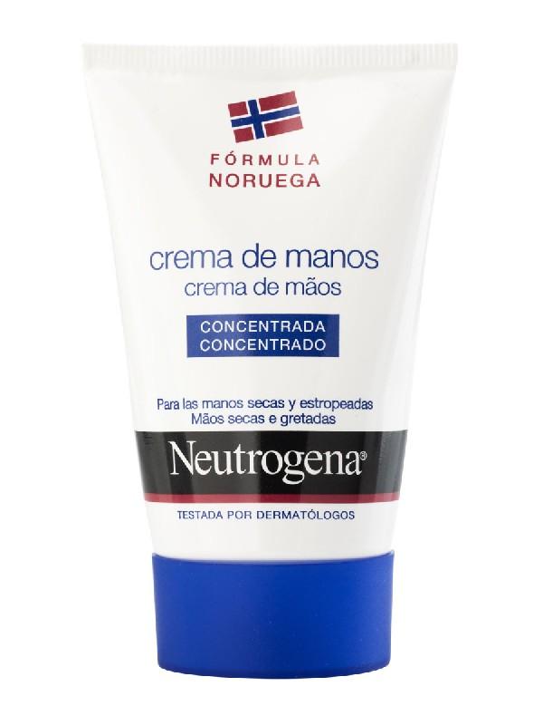 Neutrogena crema de manos concentrada 50 ml