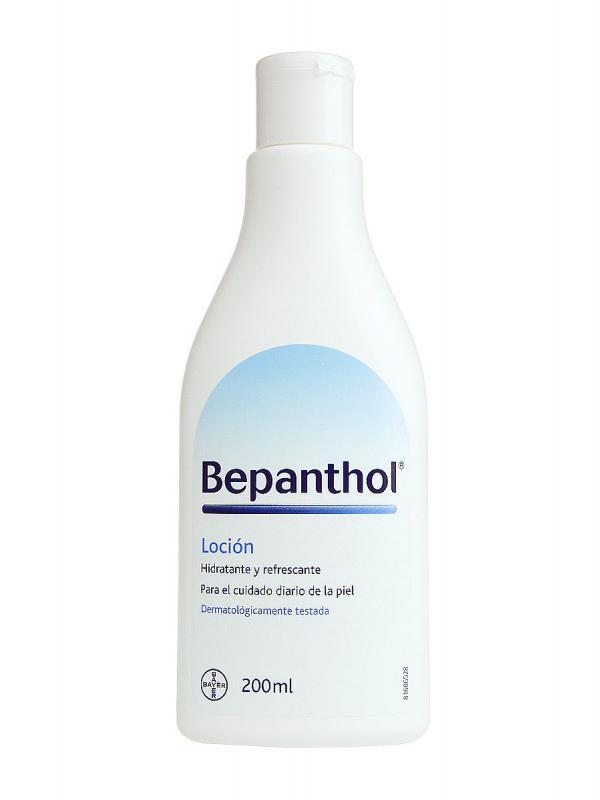Bepanthol loción 200 ml.