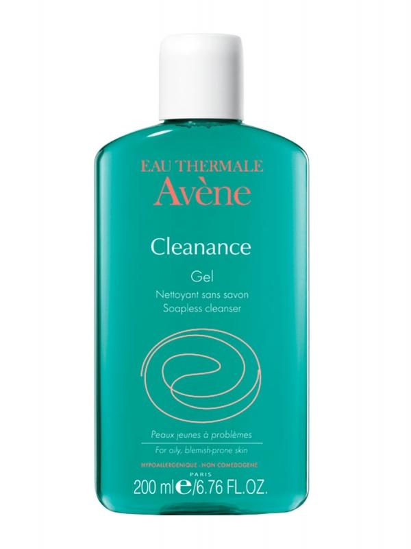 Avène gel limpiador cleanance 200 ml