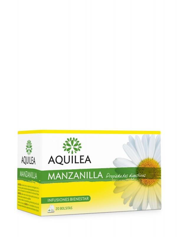 Aquilea manzanilla 20 bolsitas