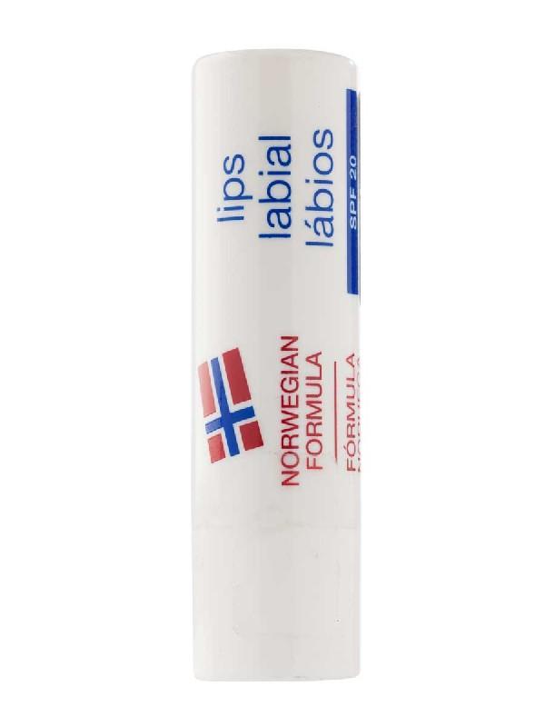 Neutrogena labios spf 20 4,8 g