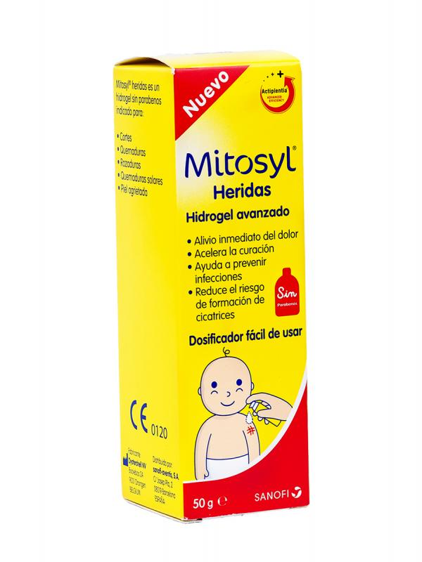 Mitosyl heridas 50 g