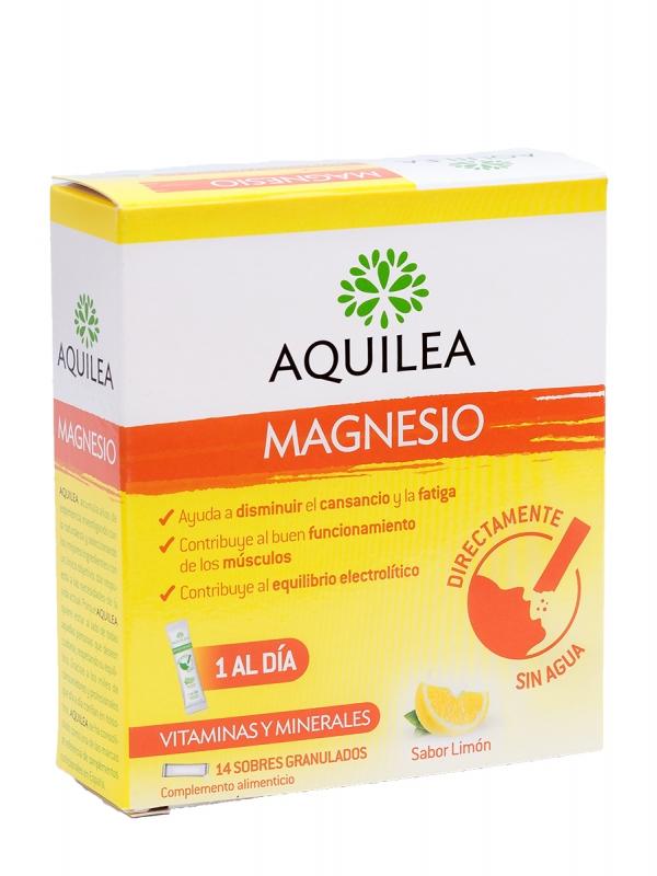 Aquilea magnesio granulado
