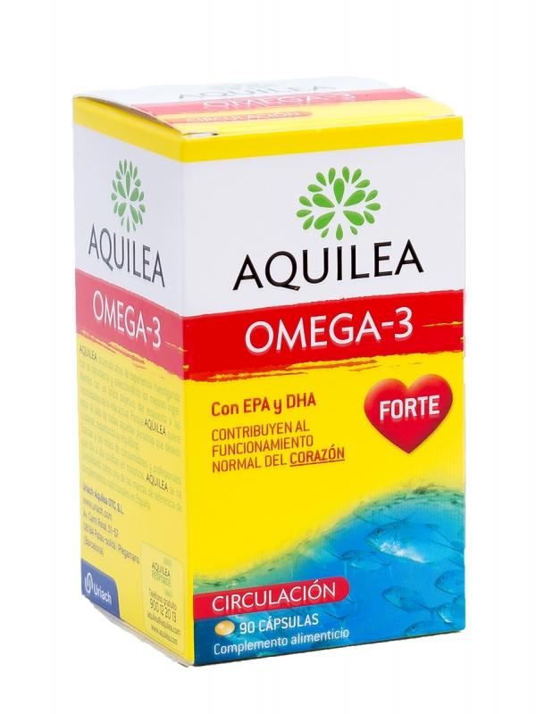 Aquilea omega 3 90 cápsulas