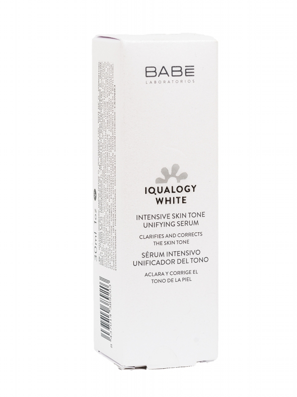Babe serum intensivo unificador del tono 30 ml