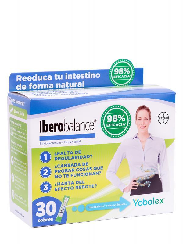 Bayer yobalex 30 probióticos
