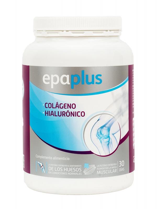 Epaplus colágeno y ácido hialurónico 420g 30 días