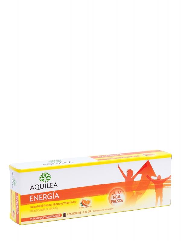 Aquilea energía 7 viales