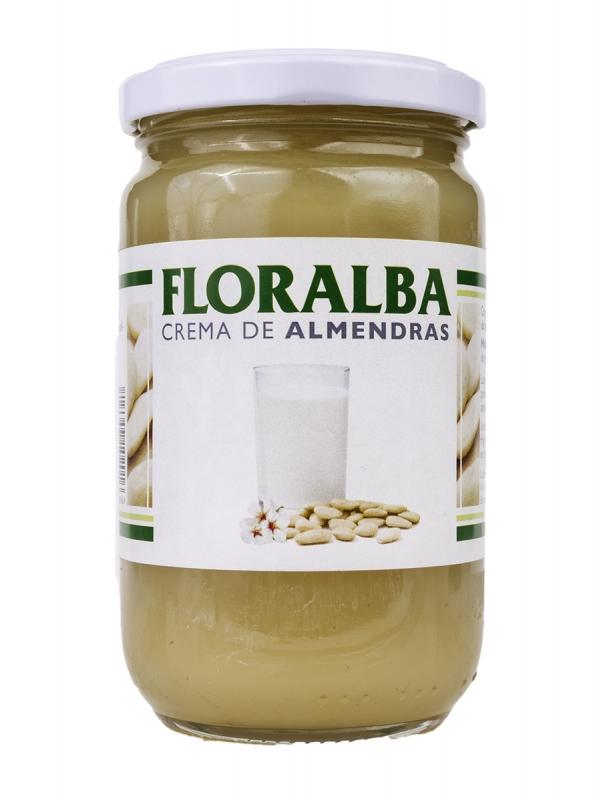 Floralba crema de almendras 370 g