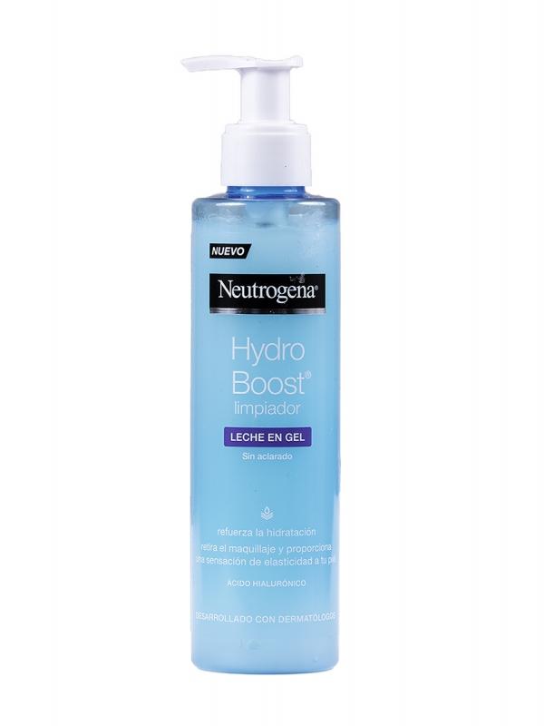 Neutrógena hydro boost leche en gel 200 ml
