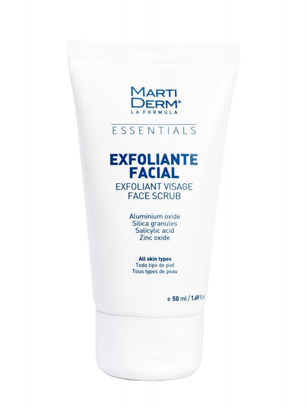 Martiderm® essentials crema exfoliante facial 50 ml