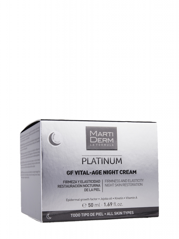 Martiderm® platinum gf-vital age night cream 50ml