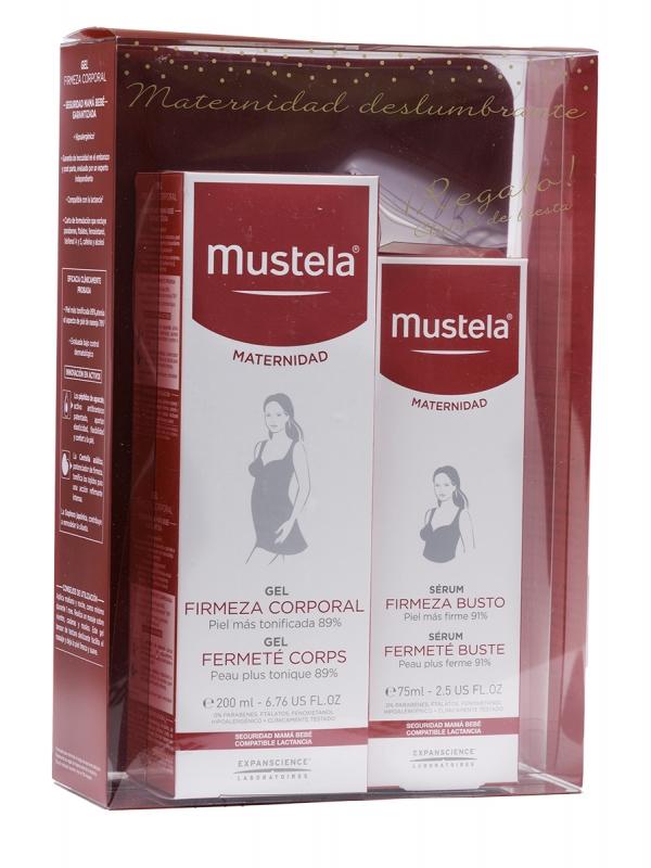 Mustela pack firmeza materna + regalo